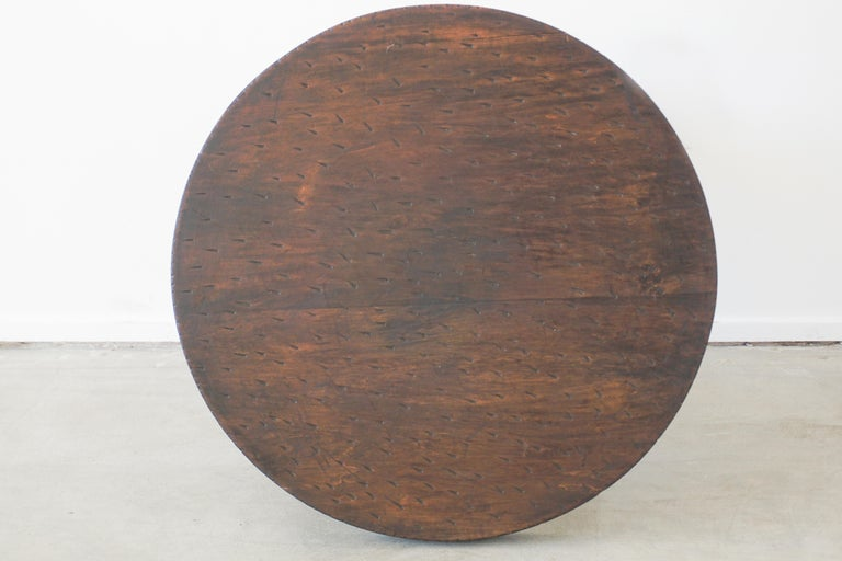 Charles Dudouyt Side Table For Sale 5