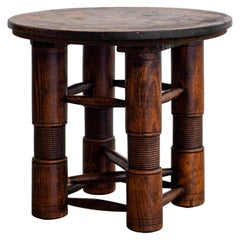 Charles Dudouyt Side Table