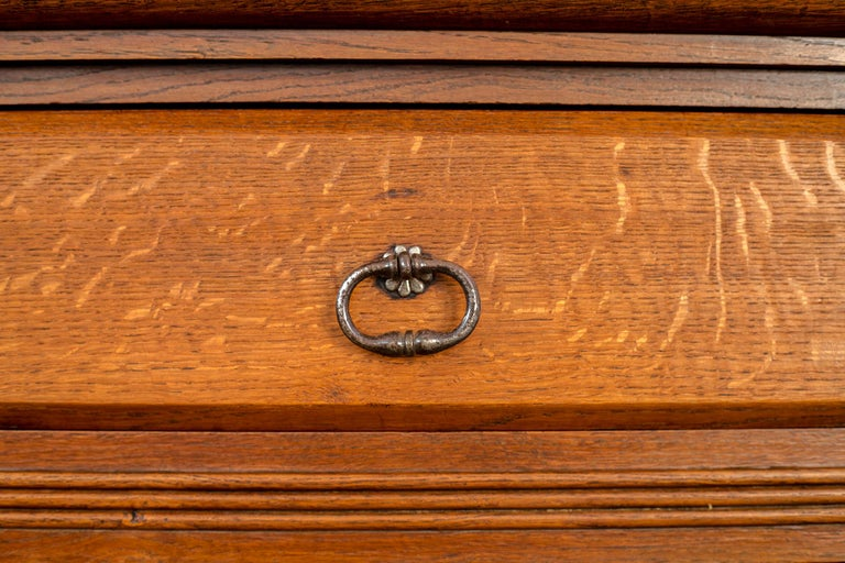 Charles Dudouyt Sideboard, circa 1930s For Sale 9