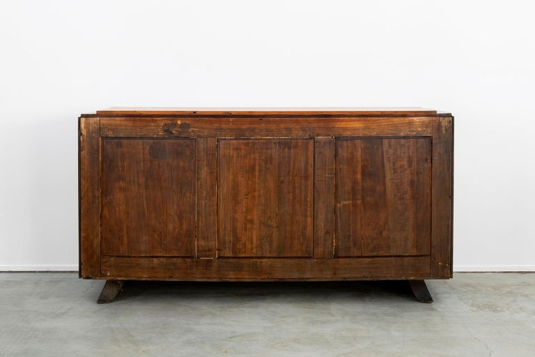Charles Dudouyt Sideboard, circa 1930s For Sale 12
