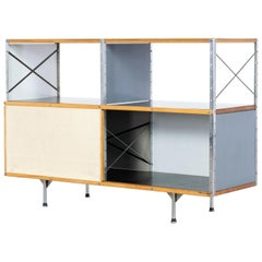 Charles Eames 2nd Generation ESU 'Eames Storage Unit', 1952 by Herman Miller