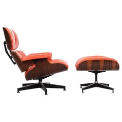 Charles Eames 670 and 671 Lounge Chair and Ottoman