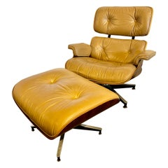 Charles Eames, Herman Miller Midcentury Chair and Ottoman