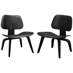 Charles Eames LCW Lounge Chairs