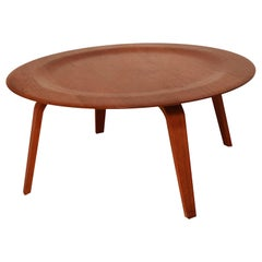 Charles Eames Molded Plywood CTW Coffee Table for Herman Miller