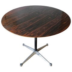 Charles Eames Rosewood Dinette Table