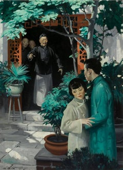 Asian Love Story  - The Good Earth