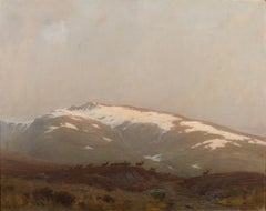 Deer In A Highland Landscape, 19th century