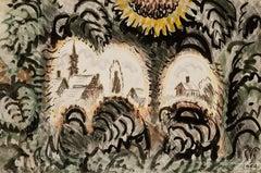 Sunflower Arches