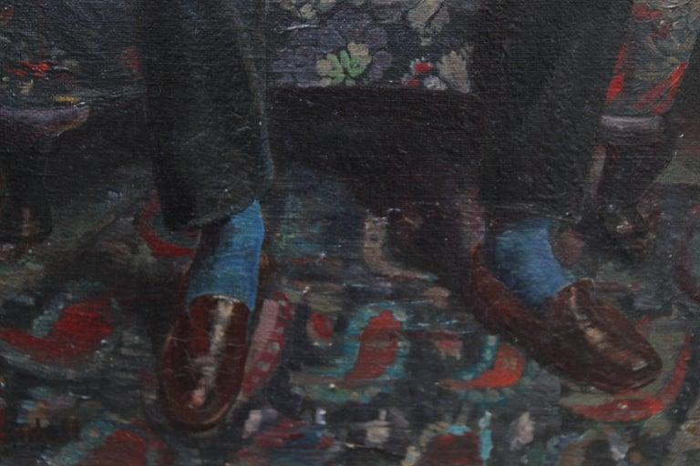 Philip Joubert - British art portrait oil painting senior commander 1930's WWII 5