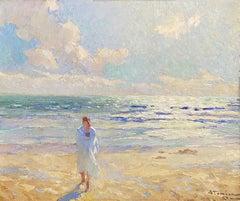 Seascape Woman