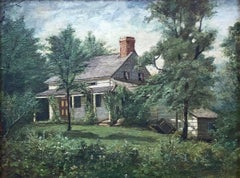 The Cottage of Edgar Allan Poe, New York