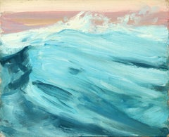 Study of Water, Ogunquit, Maine