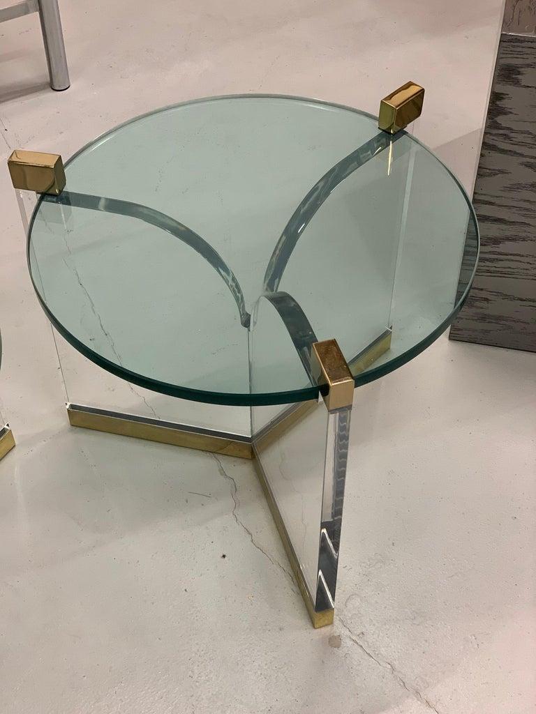 Charles Hollis Jones Trefoil Tables For Sale 1