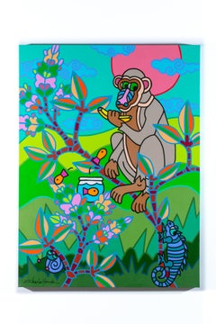 Chinoiserie Jungle Party