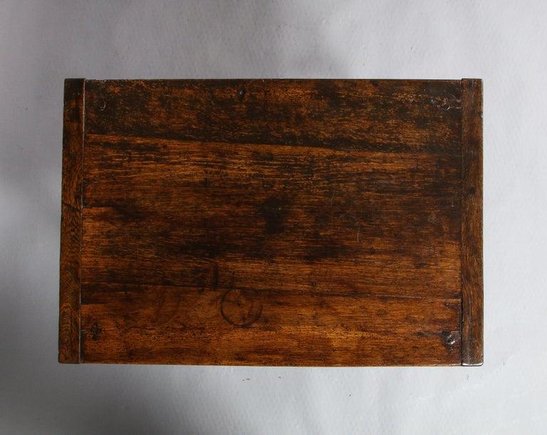Charles II Oak Table For Sale 7