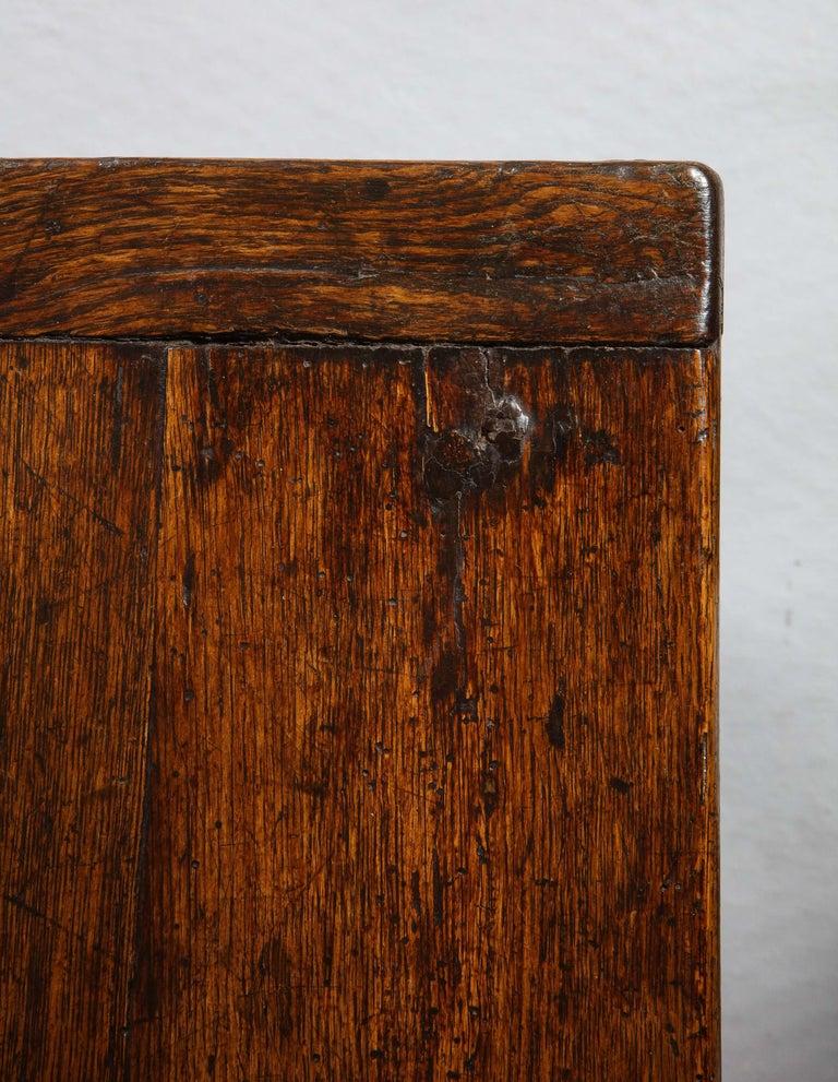 Charles II Oak Table For Sale 8