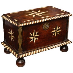 Charles II Table Box