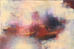 Red Ochre Marinade, Abstract Painting