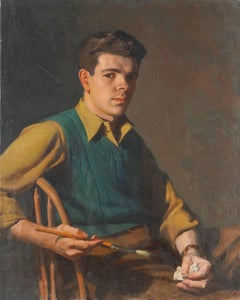Old Hollywood -- The Young Artist's Portrait