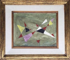 1950s Abstract Paintings