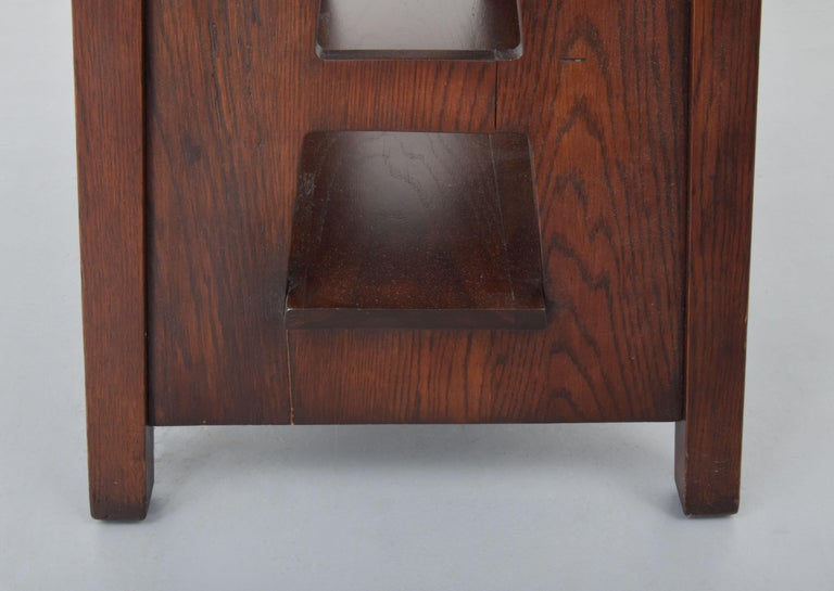 Charles Limbert Mission Library Table For Sale 2