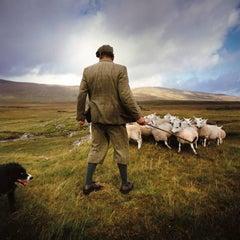 Highland Shepherd, Scotland, Ed 1/45