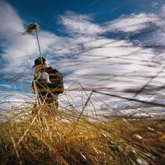 In the Wind, Gullane, Scotland, Ed 2/45