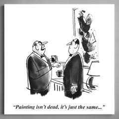 Painting isn't Dead