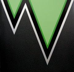 Volatility (Green Black)