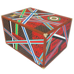 Epeius' Delight, Louis Vuitton Andy Warhol Multicolor Box Sculpture Charles Lutz