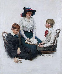 Saturday Evening Post Cover, September 13, 1913