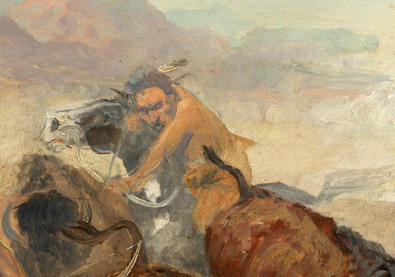Cascade Buffalo Hunt For Sale 1