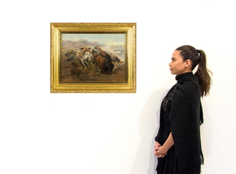 Cascade Buffalo Hunt For Sale 4