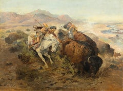 Cascade Buffalo Hunt