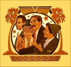 Groucho, Harpo, Chico & Zeppo