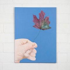 "Charles Pachter ""Be Leaf Me"""