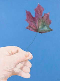 "Charles Pachter ""Be Leaf Me"""
