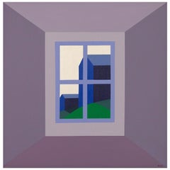 """Charles Pachter """"Oro Barns"""""""