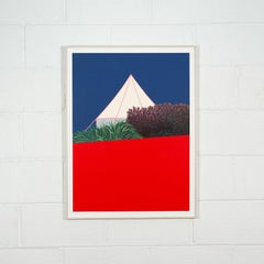 """Charles Pachter """"To All in Tents"""""""