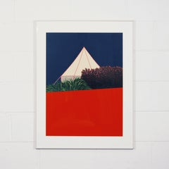 "Charles Pachter ""To All in Tents"""