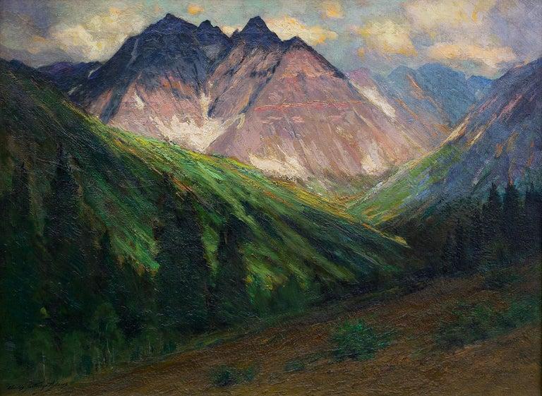 Sunlight and Shadow, San Juan Mountains, Colorado For Sale 1