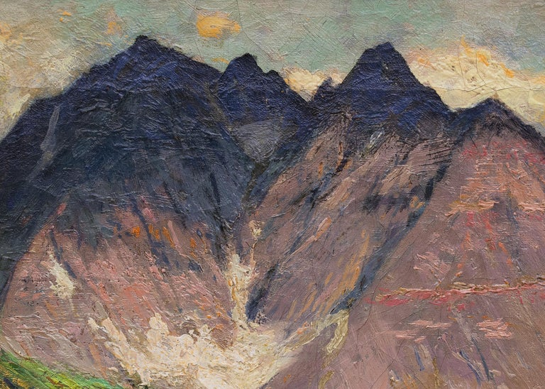 Sunlight and Shadow, San Juan Mountains, Colorado For Sale 3