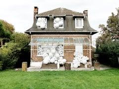 Souvenirs de Famille, House, Landscapes, White Balloon,