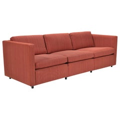 Charles Pfister Petit Sofa by Knoll