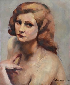 1920s Nude Paintings