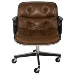 Charles Pollack Executive Chair for Knoll