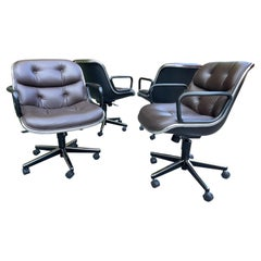 Charles Pollock for Knoll Executive Chairs