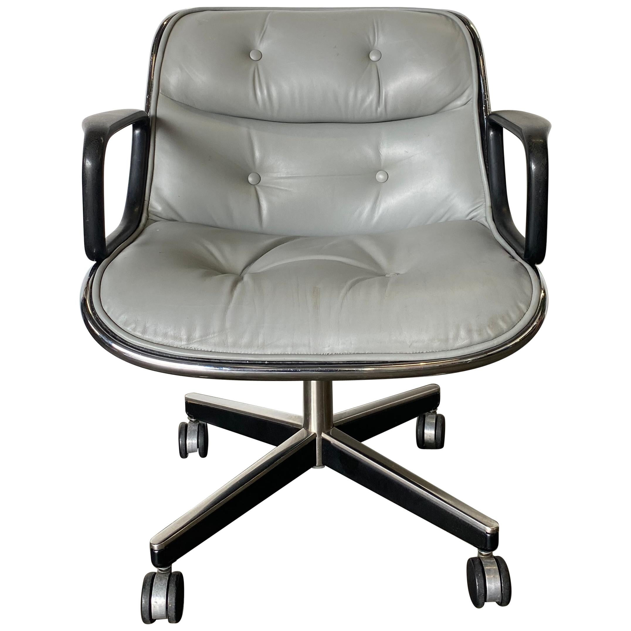 Charles Pollock Office/Desk Chair by Knoll