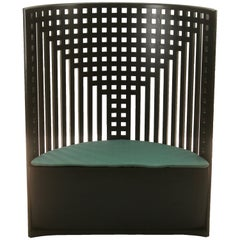 """Charles R. Mackintosh for the """"Willow Tea Room"""" by Cassina N° 537, circa 1974"""